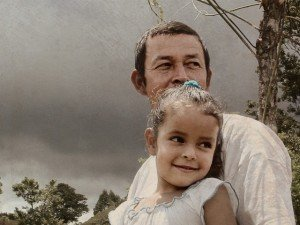 Father and daughter, Father's Day Fiesta