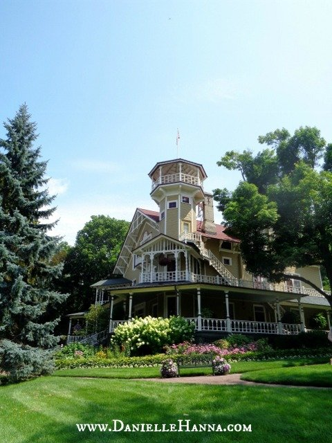 Black Point Estate, the only house on the lake open to the public as a museum.